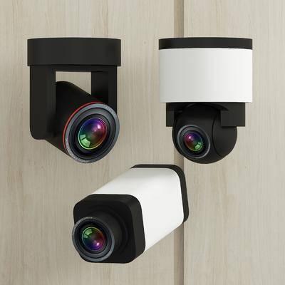 摄像头, 监控, cctv, 现代摄像头, 现代