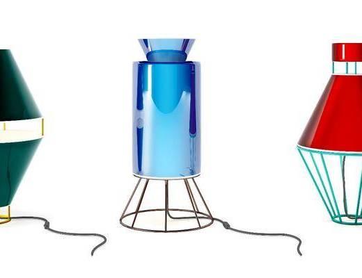 台灯组合, 台灯, 现代
