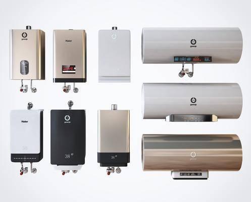 卫浴电器, 高档电热水器, 现代