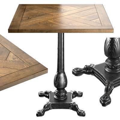 休闲桌, 桌子, 现代