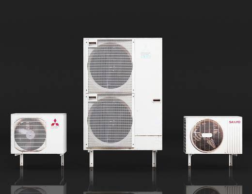 空调, 外机, 电器