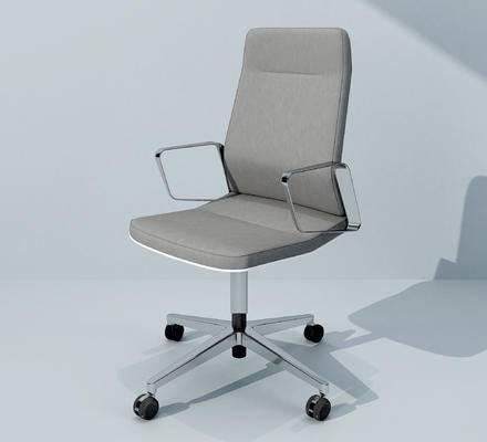 员工椅, 办公椅, 单椅, 转椅
