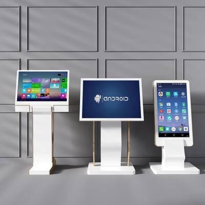 一体机, 智能机, 展示机, 显示屏, 显示器