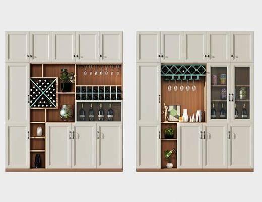 現代酒柜, 酒柜, 裝飾柜