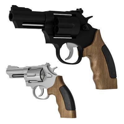 现代左轮手枪, 手枪玩具