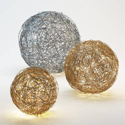现代灯具, 现代, 球灯