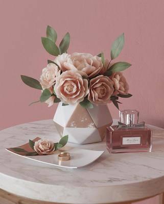 花瓶花卉, 香水, 北欧