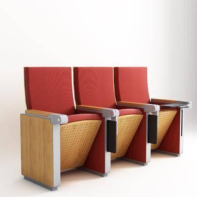 礼堂椅, 办公椅, 单人椅, 现代