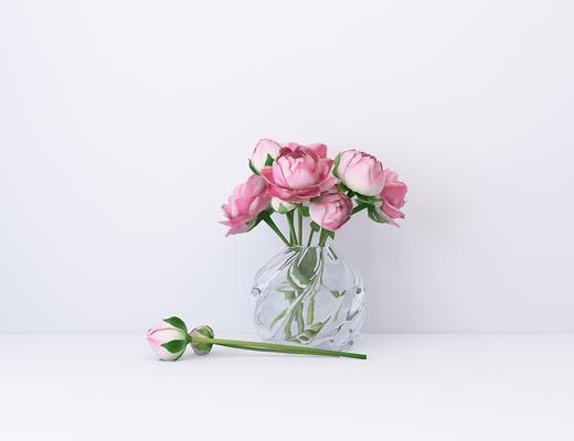 花瓶, 饰品