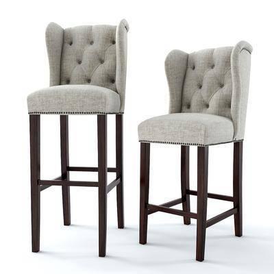 现代, 高脚凳, 吧凳, 吧椅