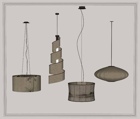 小师侄, 吊灯, 灯具