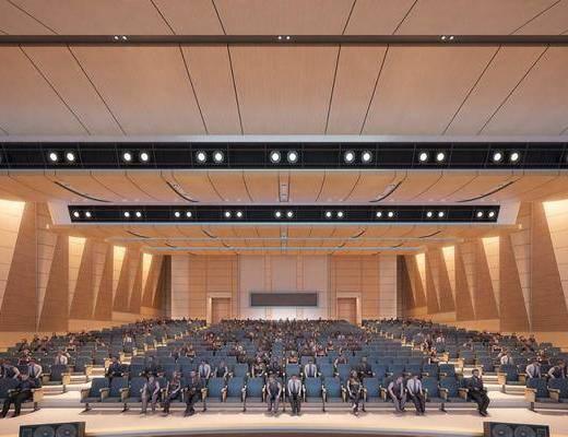 现代演讲厅