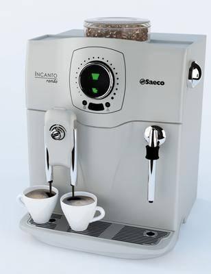 咖啡机, 咖啡杯, 现代