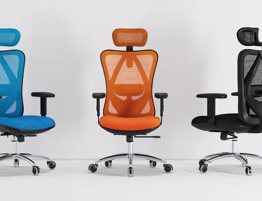 办公椅, 现代办公椅, 转椅