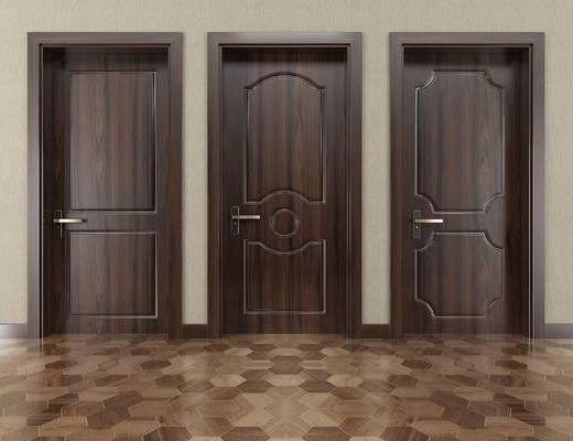 简欧门, 门, 现代门