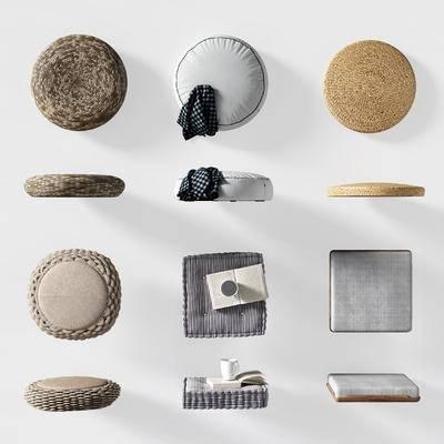 坐垫, 电子, 蒲团, 日式, 中式, 现代