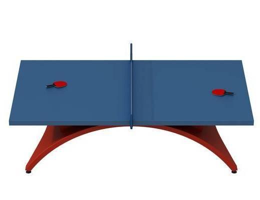 乒乓球桌, 现代