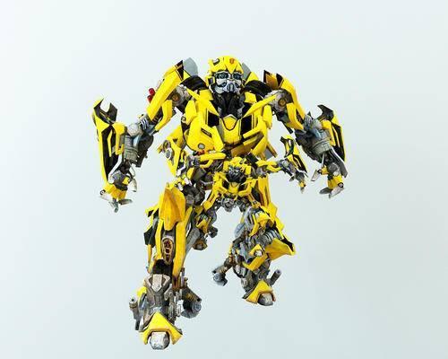 现代变形金刚, 大黄蜂