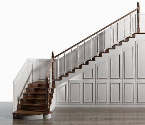 楼梯, 楼梯间, 楼梯组合