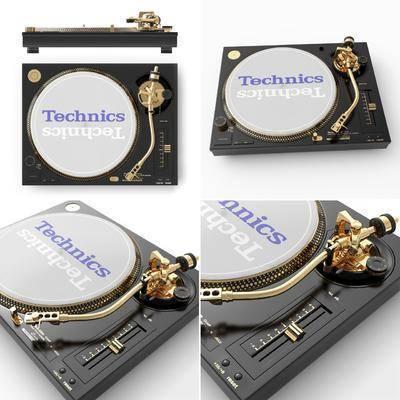 留声机, 电器, 现代