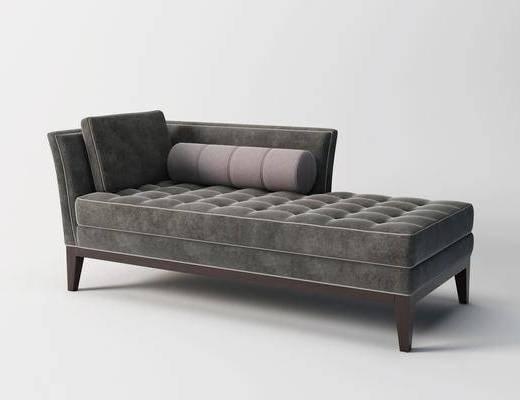 贵妃椅, 单人椅, 休闲椅