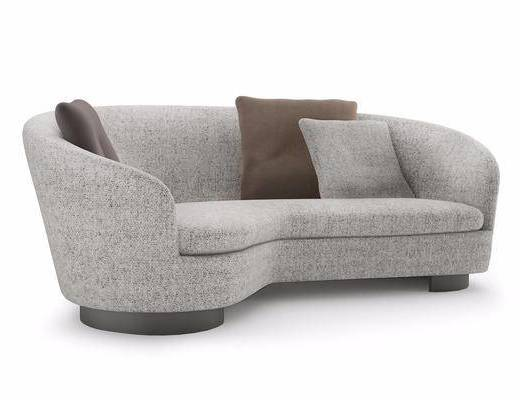 后現代沙發, 雙人沙發, 沙發