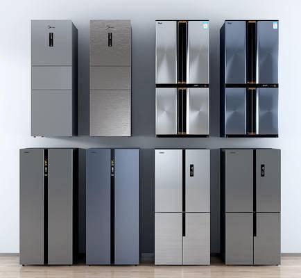 现代冰箱, 家电