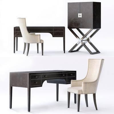 办公桌, 办公桌椅, 现代办公桌
