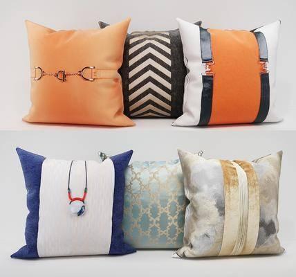 新中式抱枕, 抱枕, 枕头