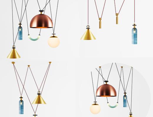 吊灯, 北欧吊灯, 现代吊灯, 灯具, 灯
