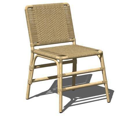 现代休闲藤, 户外编织椅, 庭院座椅