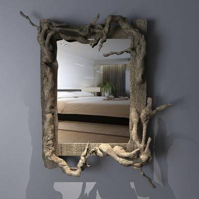 装饰镜, 镜子, 现代