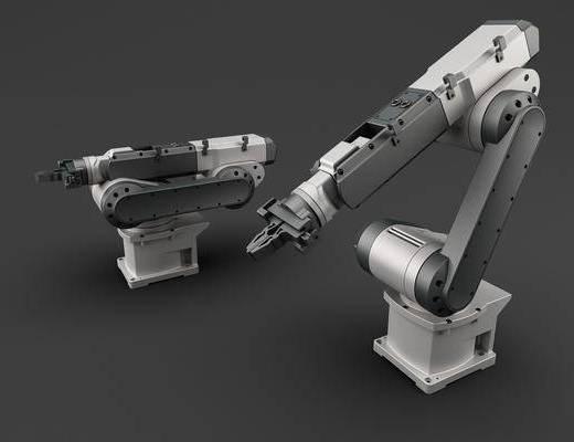 自動化機械手, 工業設備, 現代