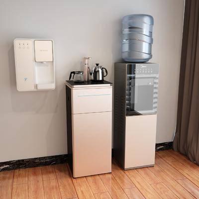 现代, 饮水机, 单体