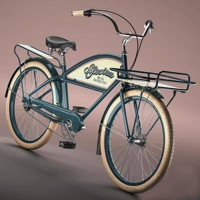 自行车, 单车, 脚踏车, 现代, 交通工具