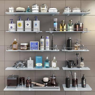 洗发水, 卫浴架, 卫浴组合, 沐浴用品
