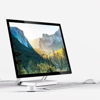 电脑, 台式, 台式电脑, 鼠标, 现代, 办公用品
