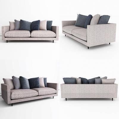 多人沙發, 雙人沙發, 沙發, 現代沙發