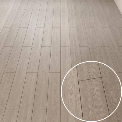 工字木地板, Vray材质, 木纹材质