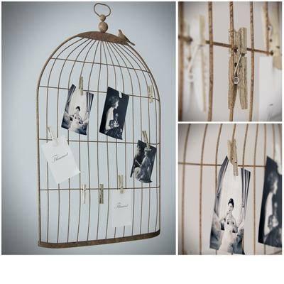 挂件, 鸟笼装饰, 现代