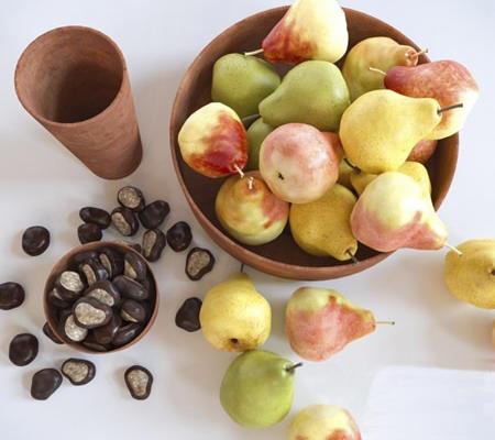 北欧简约, 水果, 器皿组合, 水果模型
