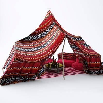 帐篷, 现代