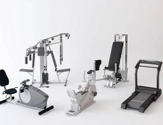 健身器械, 跑步机, 运动器械