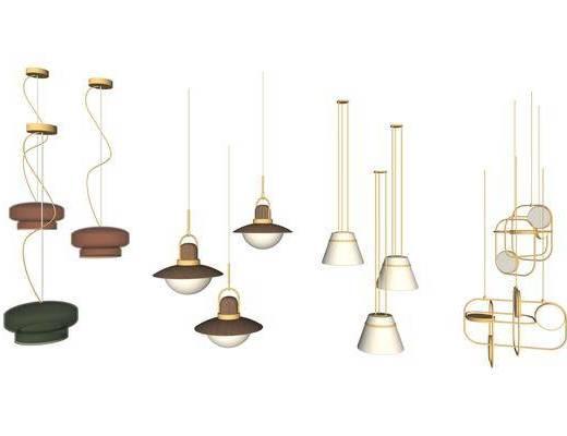 吊灯, 灯具, 灯饰