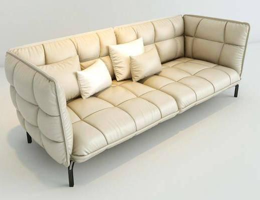 北歐沙發, 現代沙發, 雙人沙發, 沙發