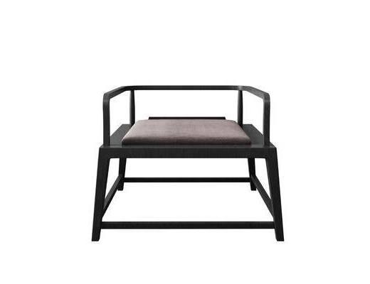 新中式, 沙发, 单体