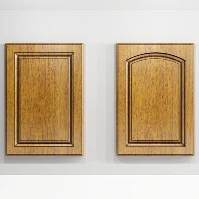 现代, 实木, 柜门, 门板, 木板, 木门