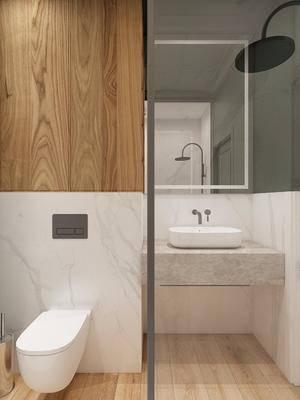 卫浴, 洗浴组合, 马桶, 洗手盆