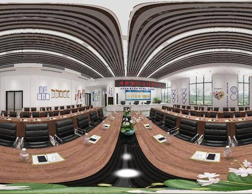 指挥室, 服务室, 会议室, 桌椅组合