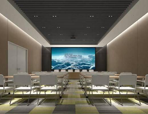 現代放映室, 放映室, 會議室